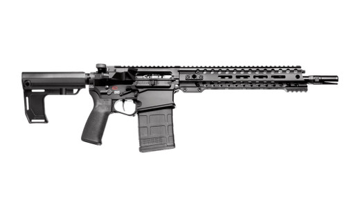 "POF Revolution .308 Win, 12.5"" Barrel, MFT Blade Brace, M-LOK, Black, 20rd"