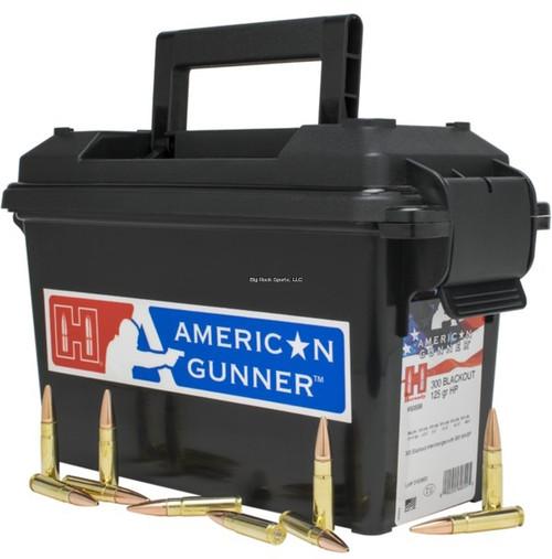 Hornady American Gunner 6.5 Creedmoor 140gr, HPBT, Ammo Can, 200rd