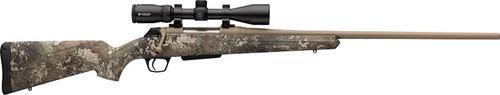 "Winchester XPR Hunter 6.5 Creedmoor, 22"" Barrel, Vortex Crossfire II, Flat Dark Earth/Strata, 3rd"