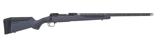 "Savage 110 Ultralite 30-06 Springfield, 22"" PROOF Research Carbon Fiber Threaded Barrel, Black Barrel and Action, Gray Polymer Stock, 4Rd,"