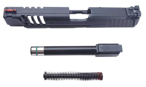 HK VP9 Long Slide Kit, 9mm, Black