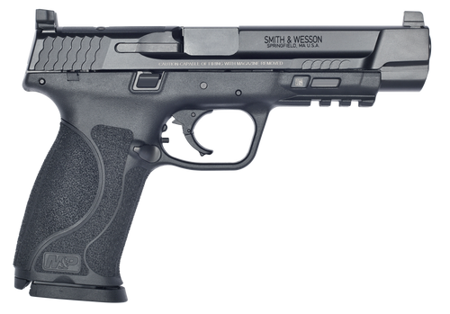 "Smith & Wesson M&P M2.0 C.O.R.E. PRO Performance Center 9mm, 5"" Barrel, Black, 17rd"