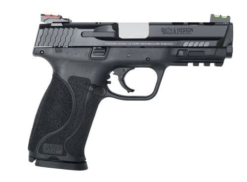 "Smith & Wesson Performance Center Ported M&P9 M2.0 9mm, 4.25"" Barrel, Black, 17rd"