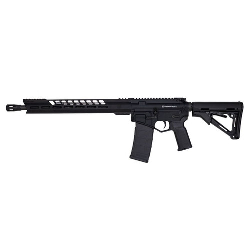 "Diamondback DB15 5.56mm, 16"" Barrel, 15"" M-Lok, V Rail, Black, PMag, 30rd"