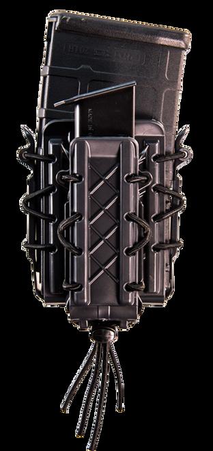 High Speed TACO Double Decker Polymer Black