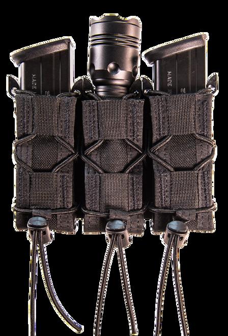 High Speed Pistol TACO Cordura/Polymer Black