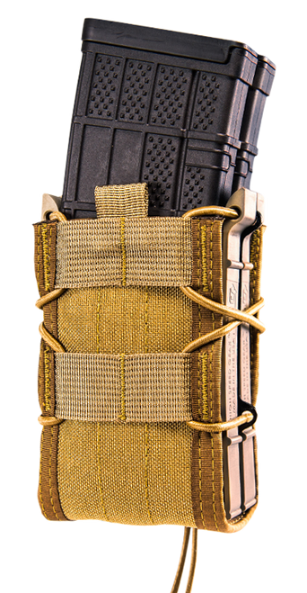 High Speed TACO MOLLE X2R Cordura/Polymer Coyote Brown