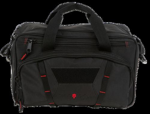 Allen Tactical Sporter-X Range Bag Black/Red