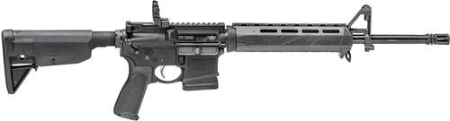 "Springfield SAINT AR-15 5.56/223 16"" Barrel, 1:8 Twist, Flash Hider Included, Bravo Company Gunfighter Grip and Stock, 10Rd, Flip Up Rear"