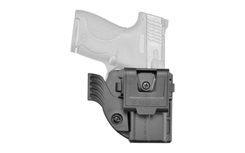 Fobus Appendix S&W M&P Shield 9mm/40, M&P Shield M2.0 9mm/40, Ambidextrous, Kydex, Black