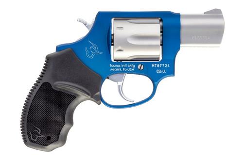 "Taurus 856 UL 38 Special, 2"" Cobalt/Stainless Steel"