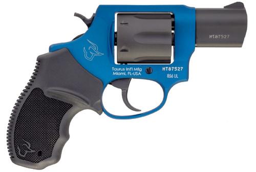 """Taurus 856 UL 38 Special, 2"""" Cobalt/Black"""