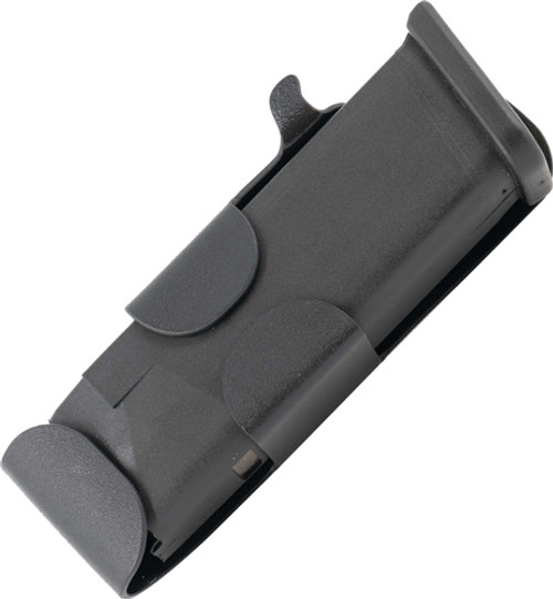 1791, Snag Mag, Magazine Pouch, Right Hand, Leather, Black, Fits Springfieldngfield XDM/FNH FNS/Ruger SR9