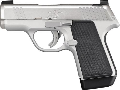 "Kimber EVO SP SELECT 9mm, 3.16"" Barrel, White 3-Dot, Kimber Pro II Silver, 7rd"