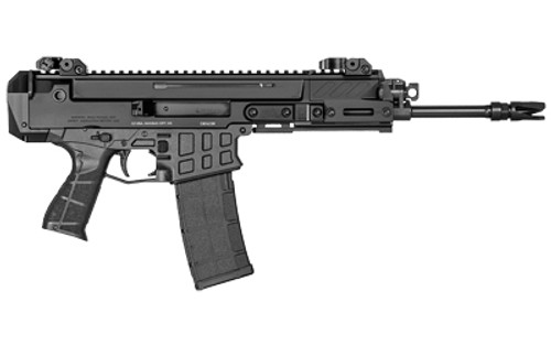 "CZ Bren 2 MS AR Pistol 5.56/.223, 11.14"" Barrel, Folding Sights, Black, 30rd"