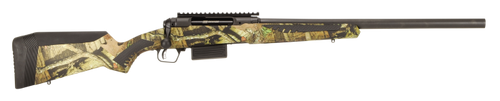"Savage 220 Slug 20 Ga 3"" Chamber, 22"" Rifled Barrel, Black Barrel and Action, Mossy Oak Break-Up Country Camo Stock, 2Rd,"