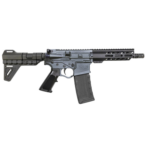 "ATI Omni Hybrid MAXX AR-15 Pistol 300 AAC Blackout 7.5"" Barrel, M-LOK Rail, Low Profile Gas Block, 30 Rd"