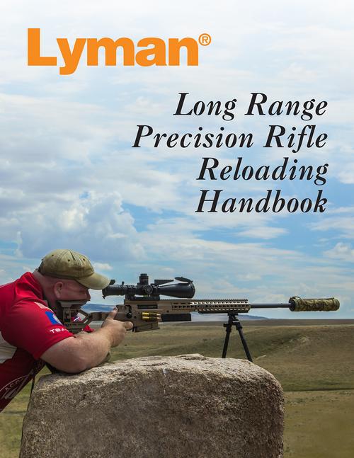 Lyman Long Range Reloading Handbook