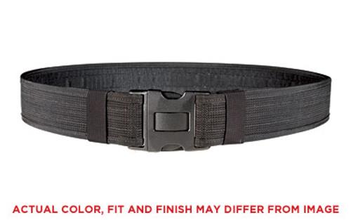 "Bianchi Model 8100 PatrolTek Web Duty Belt, 2"", Size 34-40"", Loop Lined, Nylon, Black 31322"