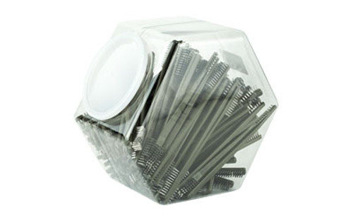 Otis Canister Pop - Stainless Steel AP Brushes (150)