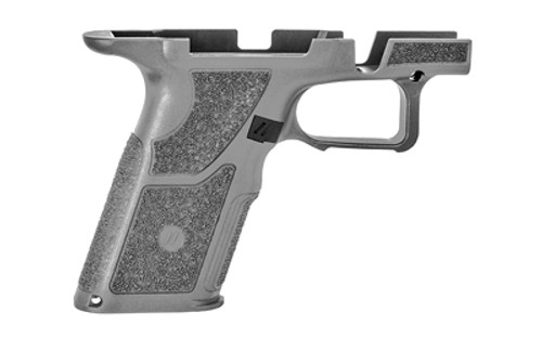 ZEV Technologies X Grip Kit for O.Z-9 Compact, Gray Finish, Standard Size X Grip Kit