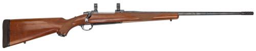 "Ruger M77 .338 Win Mag, Trade-In, 23"" Barrel, 1"" Rings, Walnut, 3rd"
