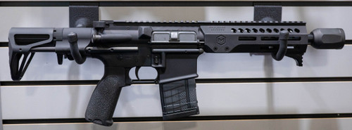 "Maxim Defense MD-15 .300 BLK, 8.5"" Barrel, Black, SCW Stock"