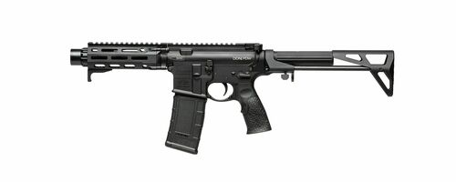 "Daniel Defense DDM4 PDW SBR .300 BLK, 7"" Barrel, Maxim CQB Gen 7 Stock, Black, 30rd"