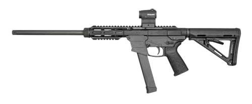 """FightLite MXR PCC 9mm, 16.25"""" Barrel, M-Lok, Glock Mags, Black"""