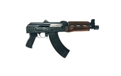 """Zastava ZPAP92  AK-47 Pistol  7.62 x 39 10"""" Barrel Wood Hand Guard, 30rd Mag"""