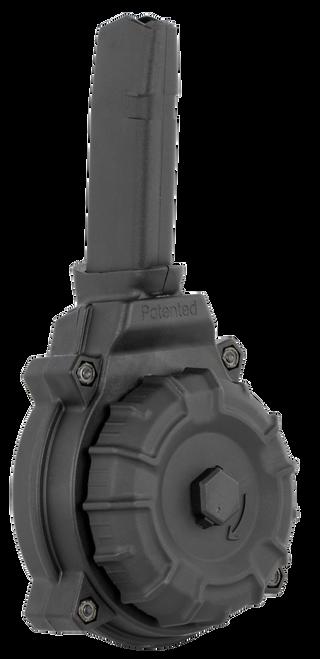 ProMag Glock 43x/48 Magazine 9mm, Black, 50rd