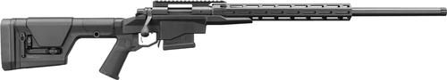 "Remington Model 700 PCR, Bolt Action Rifle, 6.5 Creedmoor, 24"" Threaded Barrel, Black, Polymer, 1 Mag, X-Mark Pro Adjustable Trigger, M-Lok Handguard"