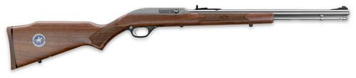 "Marlin Model 60 150th Year Anniversary .22 LR, 19"" Barrel, Anniversary Medallion, Black Walnut, 14rd"