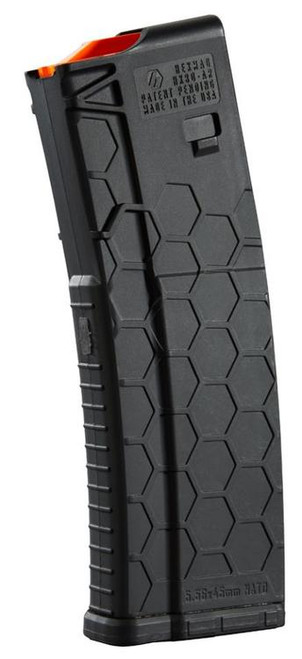 Hexmag Series 2 AR-15 Multi-Caliber 30rd Composite Black