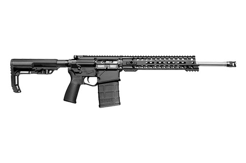 "POF Rogue Direct Impingement .308 Win, 16.5"" Barrel, 6-Pos MFT Stock, Black, 20rd"