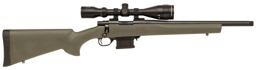 """Howa 1500 Mini Action .300 BLK, 16"""" Barrel, 3-10x44 Game Pro, OD Green, 10rd"""