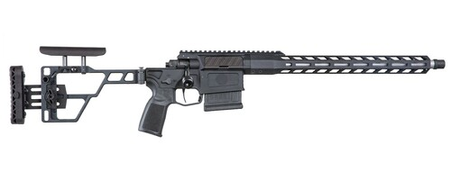 "Sig CROSS 6.5 Creedmoor, 18"" Barrel, SIG Precision Stock, Black, 5rd"