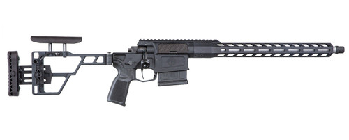 "Sig CROSS .308 Win, 16"" Barrel, SIG Precision Stock, Black, 5rd"