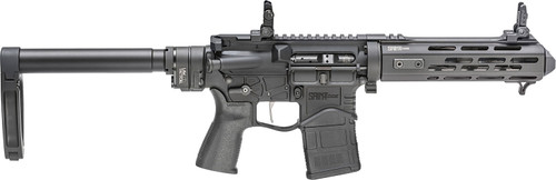 "Springfield SAINT Edge EVAC 5.56/.223, 7.5"" Barrel, Black, 30rd"