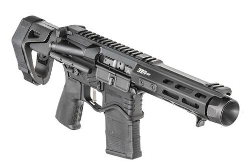 "Springfield SAINT Edge PDW AR-15 Pistol 5.56/.223, 7.5"" Barrel, M-LOK, Black, 20rd"