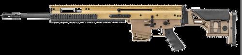 "FN SCAR 20S 6.5 Creedmoor, 20"" Chrome Lined Barrel, Flat Dark Earth, 20rd"