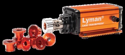 Lyman Brass Smith Case Trim Xpress 115V