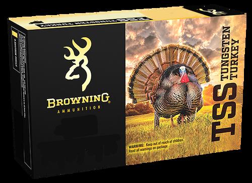 "Browning TSS Tungsten Turkey 12 Ga, 3"", 1 1/2oz, 7-9 Shot, 5rd Box"