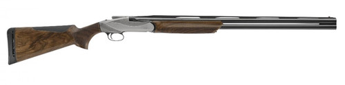 "Benelli 828U O/U 20 Ga, 26"" Barrel, 3"", AA Grade Satin Walnut, Engraved Receiver, 2rd"