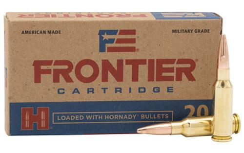 Hornady Frontier 6.5 Grendel 123gr, Full Metal Jacket, 20rd Box