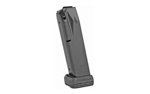 Mecgar Magazine Beretta 92 9mm, Drop Protection System, Anti-Friction, 20rd