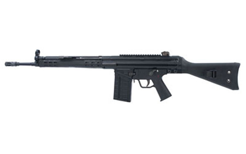 "PTR PTR-91 A3S 308 Win, 18"" Tapered Barrel, Black, 5/8X24 Flash Hider, 20rd"