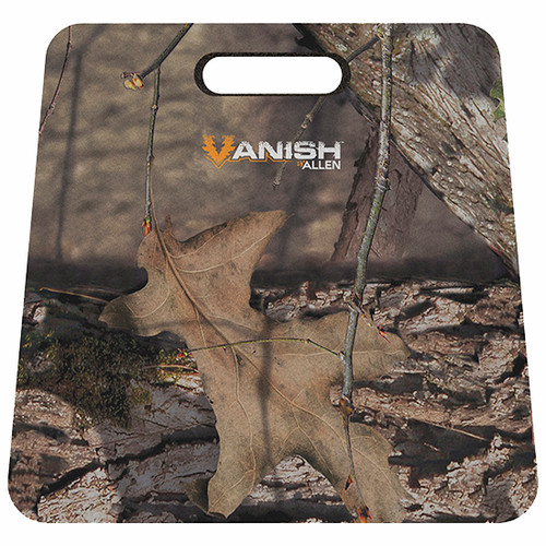 "Allen Vanish Seat Cushion Mossy Oak Break-Up Country Foam 14"" x 13"" x 1"""