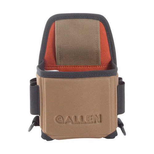 Allen Eliminator Shell Carrier Single Box Black/Brown