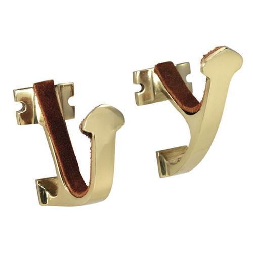 Allen Gun Hanger Set 1 Gun Brass